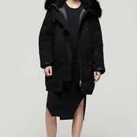 Rag & Bone - Coldweather Parka, Black