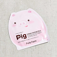 TONYMOLY Pure Farm Pig Collagen Hydrogel Mask - Urban Outfitters