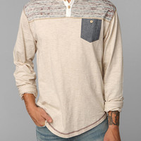 Staple Barker Henley Tee - Urban Outfitters