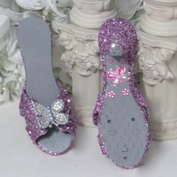 Princess Accessories - Girls Gifts - Costume Accessories - Butterfly Accessories - Toddler Gifts - Baby Girl Shoes - Girls Accessories