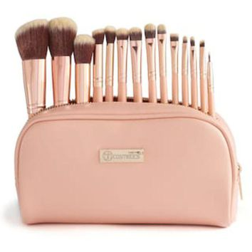 DCCKX8J BH Cosmetics Chic Makeup Brush Set | null