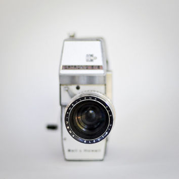 "Bell & Howell ""Optronic Eye"", Auto Load Movie Camera"