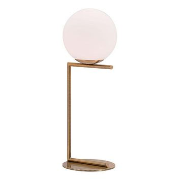 Belair Table Lamp Brass