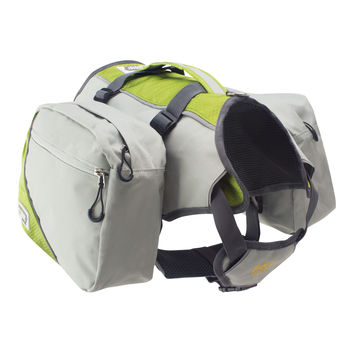 Dog Harness Backpack with Removable Saddle Bags