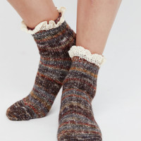 Heather Hiker Sock