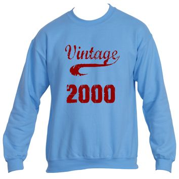 Vintage 2000 | Heavy Blend™ Fleece Sweatshirt | Underground Statements