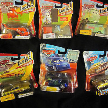 """CARS BUNDLE""   SIX CARS TOGETHER"