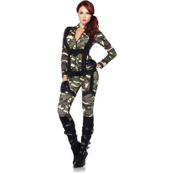Walmart: Pretty Paratrooper Adult Halloween Costume