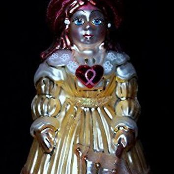 "Christopher Radko Christmas Ornament ""Bonnie Maureen"""