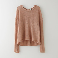 CANDLE SWEATER