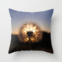 She's like a rainbow Throw Pillow by Skye Zambrana | Society6