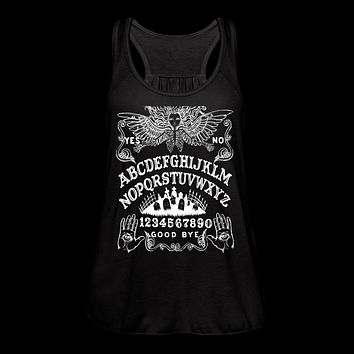 Ouija Women's Flowy Tank Top by Bella