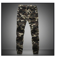 Harem Pants Men, Camouflage Military Pants
