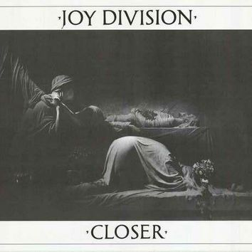 Joy Division Closer Album Cover Poster 24x33