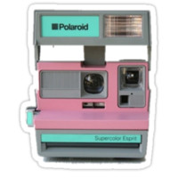 SALE! - Polaroid Camera by positiver