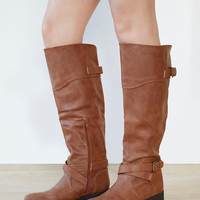 Tall Riding Boot | Wet Seal