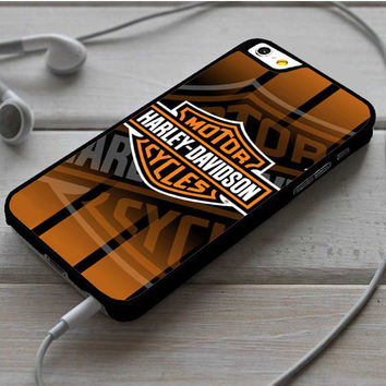 Harley Davidson Motorcycle Logo iPhone 6|6 Plus Case Dollarscase.com