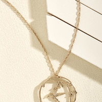 No Place Like Hum Necklace