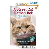 A Street Cat Named Bob: How one man and his cat found hope on the streets [Kindle Edition]