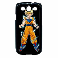 dragon ball z goku super saiyan For SAMSUNG GALAXY S3 **