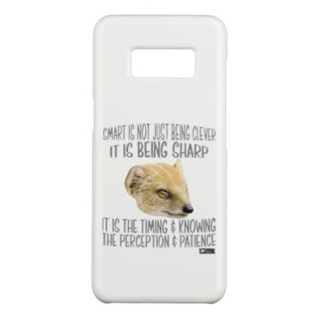 Smart Quote by Kat Worth Case-Mate Samsung Galaxy S8 Case
