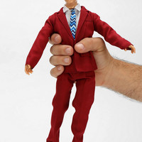 Ron Burgundy Action Figure - Urban Outfitters