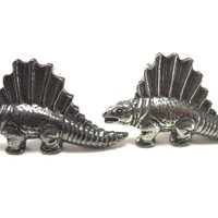 Supermarket: Dinosaur Cufflinks from Avant Garde Design