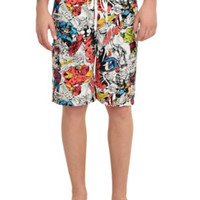 Marvel Heroes Swim Trunks