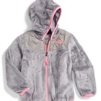 The North Face Toddler Girl's 'Oso' Fleece Hoodie,