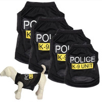 Small Dog Cat Vest Puppy T-Shirt Coat Pet Clothes Summer Apparel Costumes = 5617876545