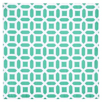 STYLE TILE 2.0, PEYTON FABRIC-COVERED TACKBOARD