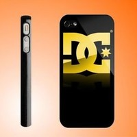 Top Luxury DC Shoes Gold Logo Fit Case For iPhone 6 6+ 6s 6s+ 7 7+ 8 8+ X Cover