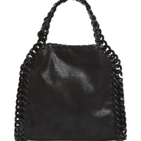 Stella McCartney Mini Falabella Shaggy Deer Faux Leather Tote | Nordstrom