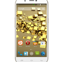 Micromax Canvas Gold A300 White