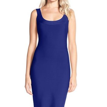 Women's BCBGMAXAZRIA 'Caspar' Knit Body-Con Dress,