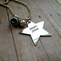 ALDC Star Necklace