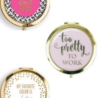 Gold Compact | Pretty Collection