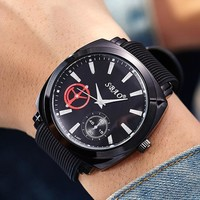 Silicone Waterproof Watch Quartz Watch [10816522627]
