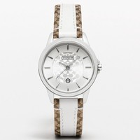 Coach :: Coach Classic Signature Strap Watch