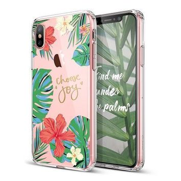 iPhone X Case Joy