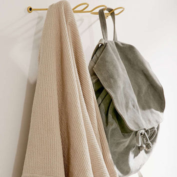 Hudson Squiggle Wall Multi Hook - Urban Outfitters
