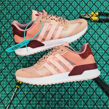 Adidas U_path Run Pink Running Shoes - Best Online Sale