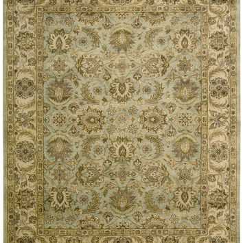 Nourison Jaipur Seafoam Area Rug JA34 SFM (Rectangle)