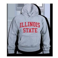 W Republic Game Day Hoodie Illinois State, Heather Grey - Extra Large - Walmart.com