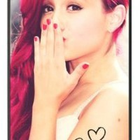 Ariana Grande Hard Case for Iphone 5/5S Caseiphone 5/5S-1623