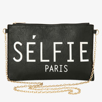 Sélfie Paris Clutch