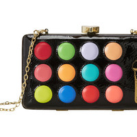 Betsey Johnson Makeup Palette Clutch