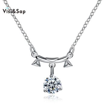 Cute Zodiac Libra Necklace
