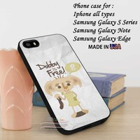 iPhone SE Case - Dobby Harry Potter- Samsung S7 Case #HarryPotter samsungiphonecase.com #yn