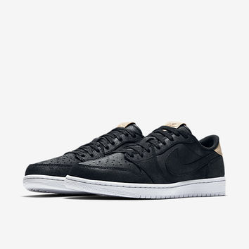 The Air Jordan 1 Retro Low OG Premium Men's Shoe.